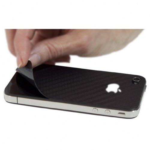 Imagen de XGear EXOSkin Carbon Fiber Negro Skin para Apple MacBook Air de 13 pulgadas