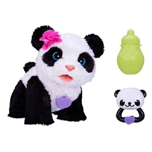 "Hasbro Furreal Friends - Baby Panda ""Pom Pom"""