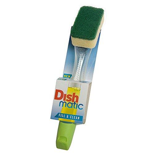 3-x-dishmatic-washing-up-brushes-with-heavy-duty-sponge