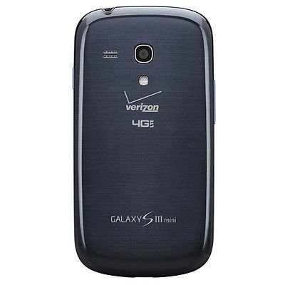 Samsung Galaxy S3 mini G730A Battery Door Back Cover - Blue (Oem Samsung S3 Mini Battery compare prices)