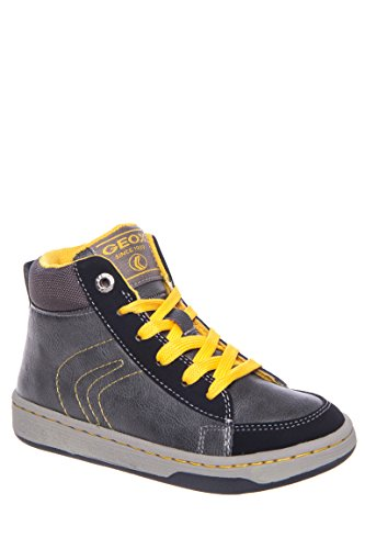 Boys' Jr Mania High Top Sneaker