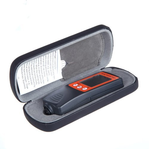 Docooler Professional Nondestructive Digital Coating Thickness Gauge Tester Measurer High Accuracy LCD Display Handheld (Paint Wet Film Gauge compare prices)