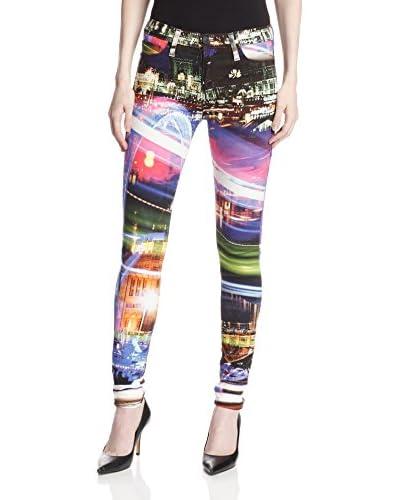 Hudson Women's Nico Super Skinny Mid-Rise Jean
