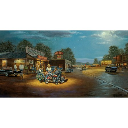 Cheap Sunsout Route 66 500 piece (B001CBNSE6)