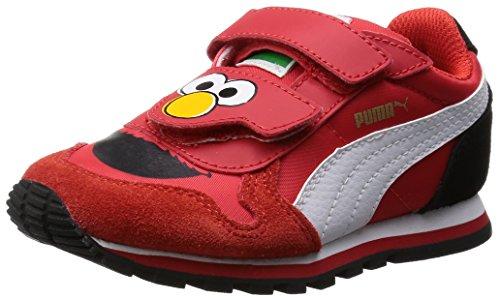 Puma-St-Runner-Sesame-Str-Elmo-Kids-Zapatillas-Unisex-Nios