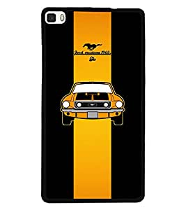 HUAWEI P-8 BACK COVER CASE BY instyler
