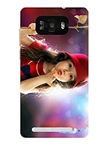 TREECASE Designer Printed Soft Silicone Back Case Cover For Gionee Gpad G3