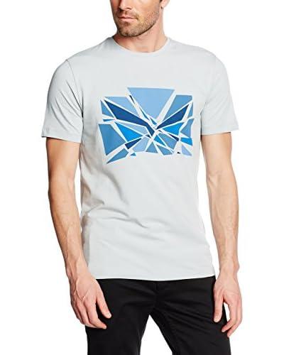 Salewa T-Shirt Manica Corta Frea Eagle Co M S/S [Grigio Chiaro]