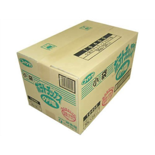 【ケース販売】コイケヤ 小袋ポテトチップスのり塩 30g*24個
