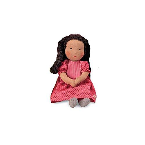 Kathe Kruse Heirloom-Quality German Waldorf Doll, In Carmen front-444127