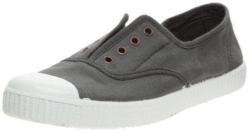 victoria - Inglesa Elastico Tenido Punt, Sneakers da donna, Grigio (Grigio foncé), 38