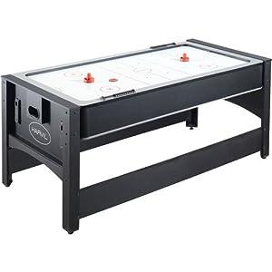 Harvil 6 Foot 3-in-1 Flip Game Table