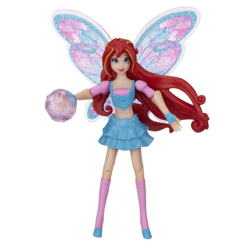 "Winx 3.75"" Action Dolls Believix Premiere - Bloom - 1"
