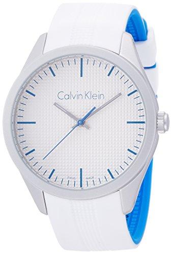 Calvin Klein K5E51FK6 Reloj de Hombres
