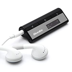 Bluedio DF620 Bluetooth Stereo Headset/Dongle Earphone w/ Caller ID Display by Dopobo