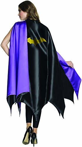 Rubie's Costume Co Women's DC Superheroes Deluxe Batgirl Cape