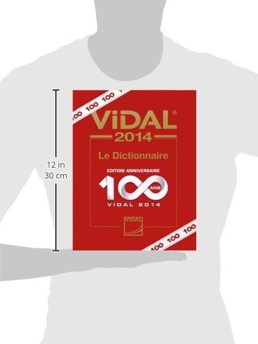 Dictionnaire Vidal pdf Gratuit