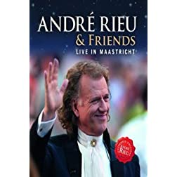 Andre & Friends Live in Maastricht [Blu-ray]