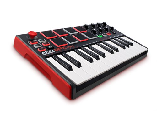 Akai Professional MPK Mini MKII 25-Key USB MIDI Controller (Studio Controller compare prices)