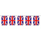 Banggood Union Jack Flag Bunting 12ft With 11Flags