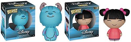 Funko Dorbz: Disney - Monsters Inc. Sulley & Boo Vinyl Action Figure Set of 2