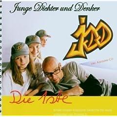 Junge Dichter und Denker - Die 1ste. 2 CDs