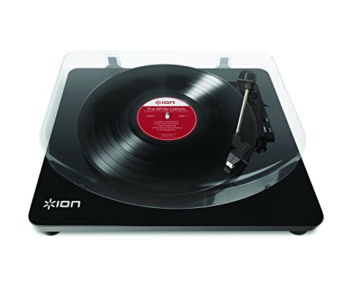 Buy Discount ION Audio Select LP - 3-Speed Digital Conversion Turntable for Mac & PC