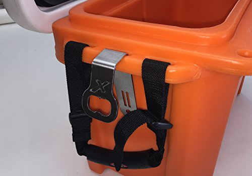 Xtreme Racing Cooler Lock W Bottle Opener Yeti Grizzly