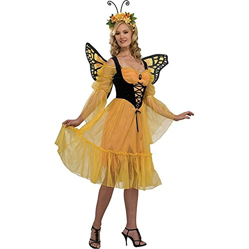 Monarch Butterfly Adult Costume - Standard