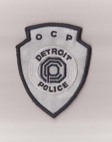 Detro (Ocp Police Costume)