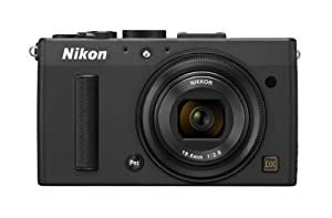Nikon COOLPIX A 16.2 MP Digital Camera with 28mm f/2.8 Lens (Black)
