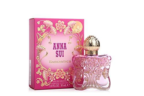 Anna Sui Romantica con vaporizzatore di Eau de Toilette, da 30 ml