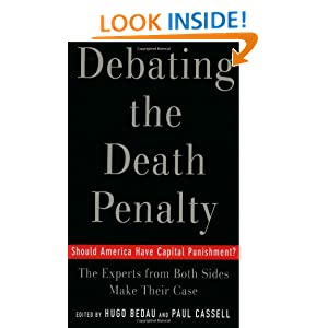 South-Western: Is the death penalty an efficient crime deterrent?