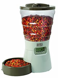 Animal Planet Programmable Electronic Pet Feeder