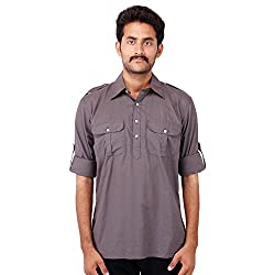 FBBIC Men's Casual Wear Pleasing Cotton Kurta