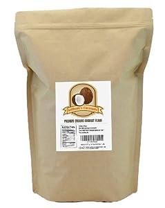 Anthony's USDA Organic Coconut Flour (5 lb), 100% Gluten Free