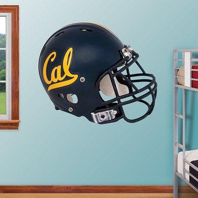 "California Golden Bears Ncaa Helmet Fathead 4'5""W X 3'10""H -Huge!"