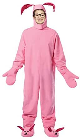 Ralphie's Bunny Suit Hoodie Child A Christmas Story Boys Deranged Easter