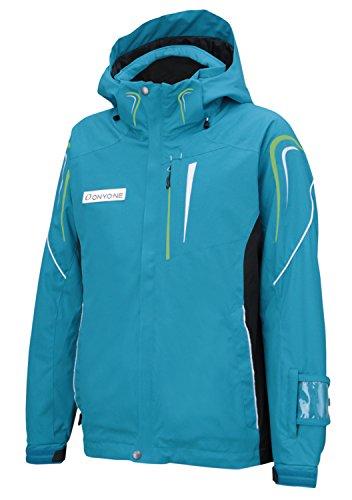 オンヨネ(ONYONE) メンズ スキーウェア ジャケット ONJ98302 グリーン L