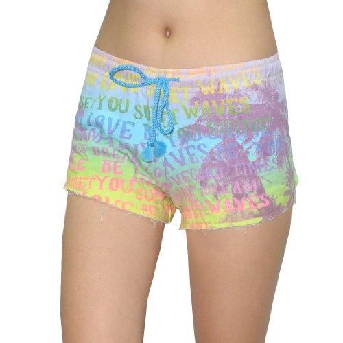op-ocean-pacific-women-athletics-summer-casual-shorts-large-multicolour