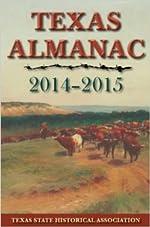 Texas Almanac 2014-2015 - Hardcover