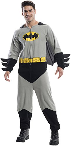Rubie's Costume Co Men's Batman One-Piece Costume