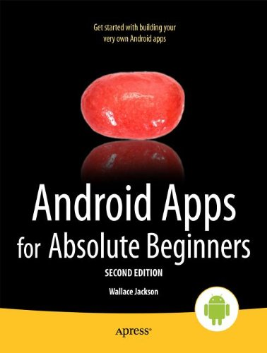 android apps for beginners book