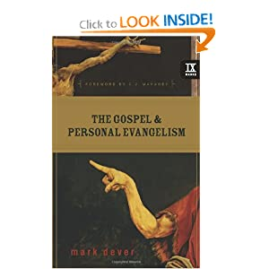 The Gospel and Personal Evangelism (Ixmarks)