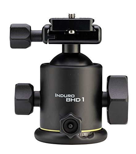 Induro BHD1 Ballhead 26.4lb Load Capacity (Ball Head Arca Swiss compare prices)