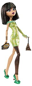 Monster High Dawn of The Dance Cleo De Nile Doll