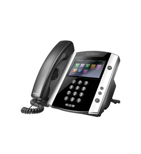 Polycom Inc.-Vvx 600 16-Line Phone With Power Supply