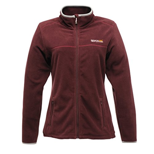 Regatta-Floreo-II-Damen-Fleecejacke-Beetroot-Beere
