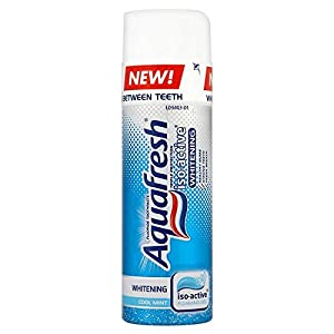 Aquafresh 100ml Fluoride Toothpaste Triple Protection Iso ...