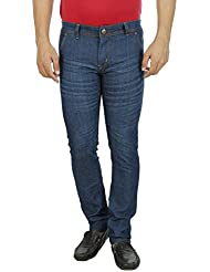 Mens Jeans Offer Low Price Deal Slim Fit Regular Waist (Tint Without Glow, 36)